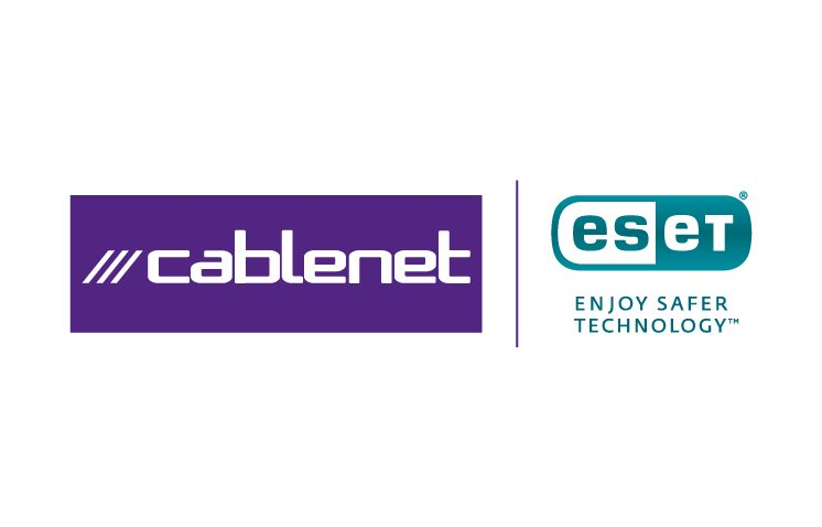 Cablenet collaborates with ESET to offer advanced Cybersecurity Solutions to Enterprises in Cyprus.